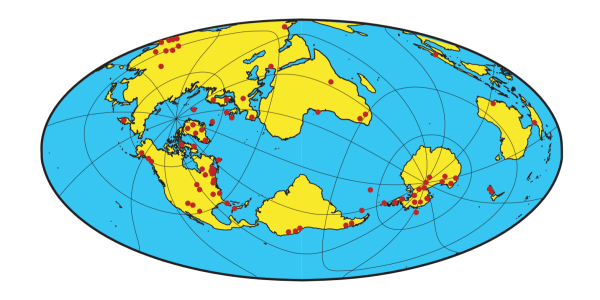 Climate Change Institute Research Areas