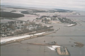 Ste Agathe 1997 Flood