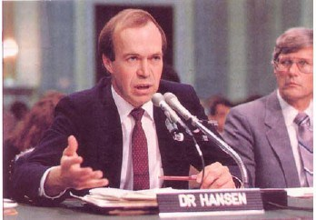 Hansen in 1988 testimony.