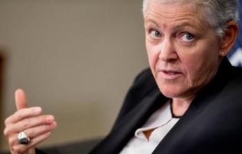 EPA's Gina McCarthy