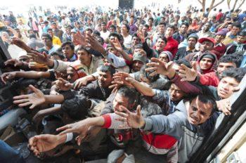 migrant exodus refugees