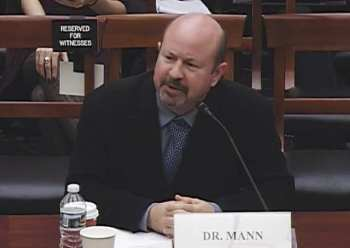 mann congress testimony