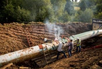 Enbridge Line 3 pipeline