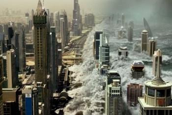 sea rise disaster