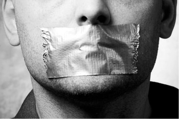 mouth free speech tape