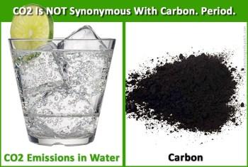 co2 vs carbon