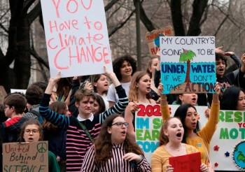 The Climate Strike Is All About Indoctrination, Not Science