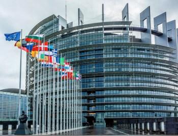 eu parliament building