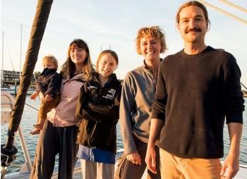 yacht greta family