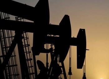 fracking oil rigs