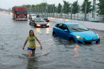 canada flash flood