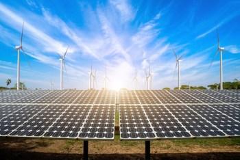 solar wind renewables