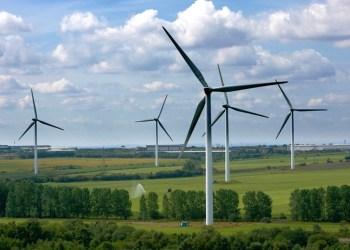 britain wind farm