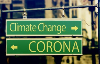 covid climate change