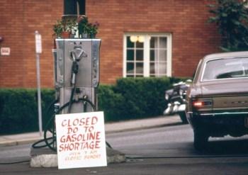 1970s gasoline shortage
