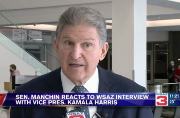 manchin interview