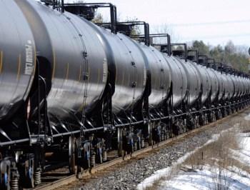 train oil