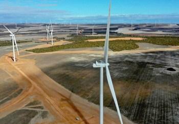 aussie wind farm
