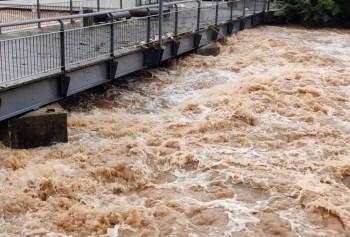 german river flooding