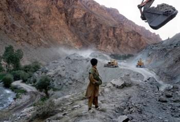 afghanistan rare earth mining