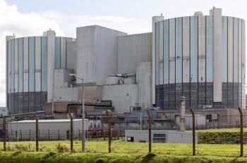 oldbury magnox nuclear reactor