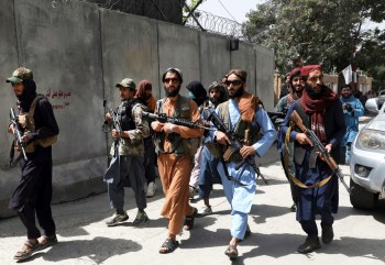 taliban eco warriors
