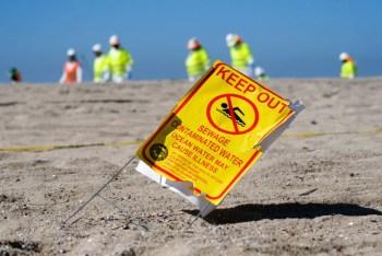 california oil beach cleaning