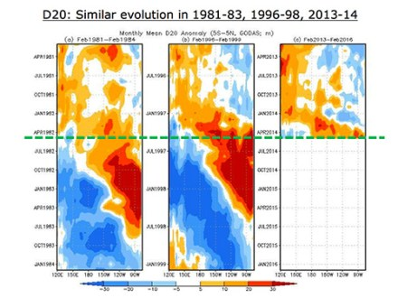 El Nino Sends Mixed Signals