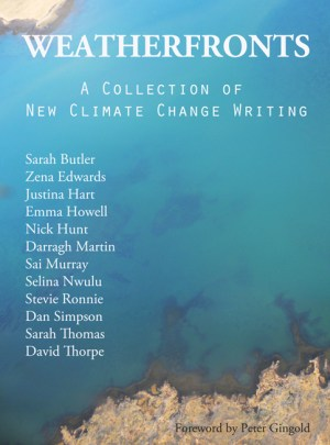 Climate fiction: Weatherfronts cover