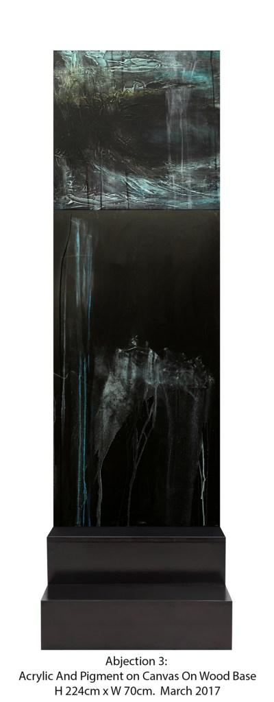 Abjection 3. Artist: Mary Eighteen