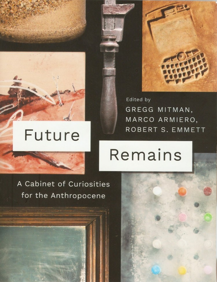Future Remains cover. Objects to think with.