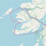 Coastline Project: The Alcuin's route round Mull