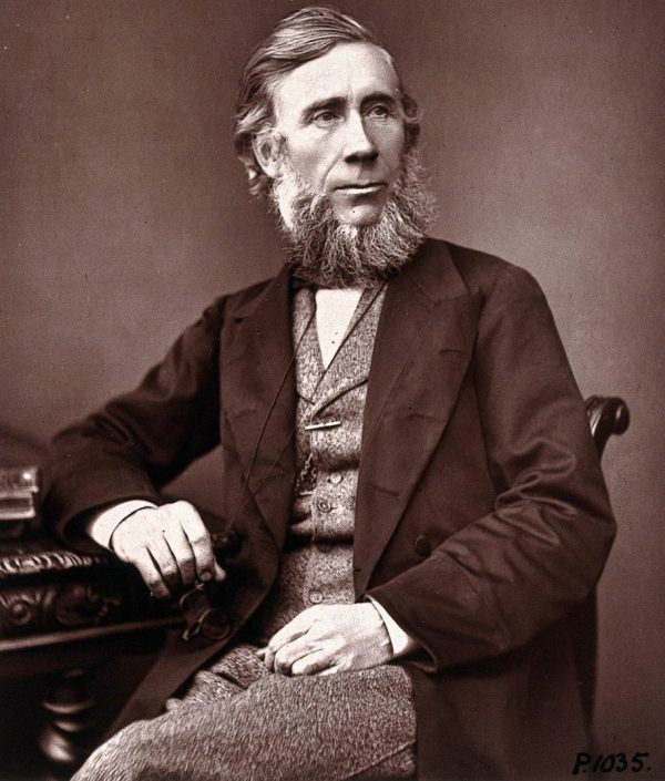 History of climate science - John Tyndall