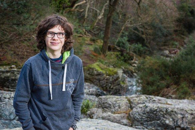 Dara McAnulty - celebrating the natural world