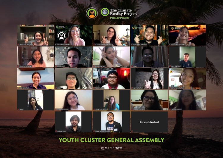 Youth Cluster General Assembly