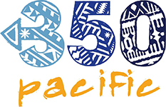 350 Pacific logo