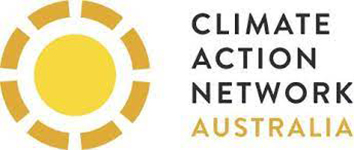 Climate Action Network Australia logo