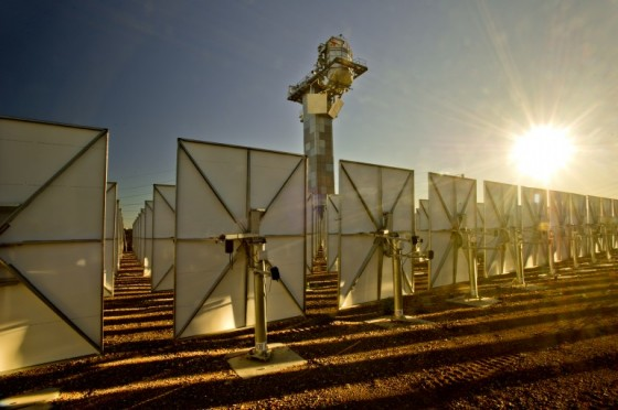 CSIRO: Supercricital solar plant