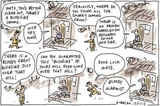 bloody-alarmist