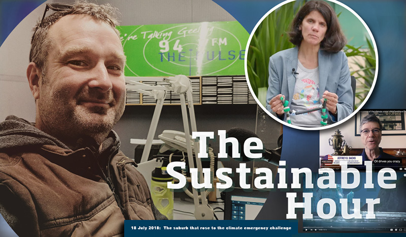Adrian Whitehead in The Sustainable Hour no 225