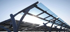 BIG SUN Energy's dual axis tracker plus bifacial module shows 60% gains in solar power generation