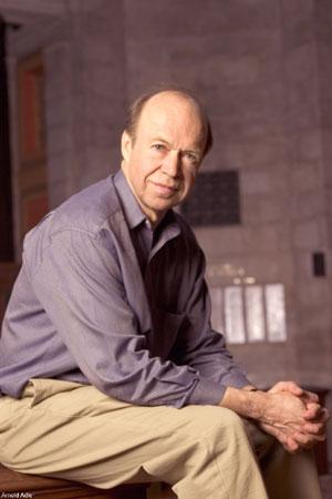 Dr James Hansen, NASA