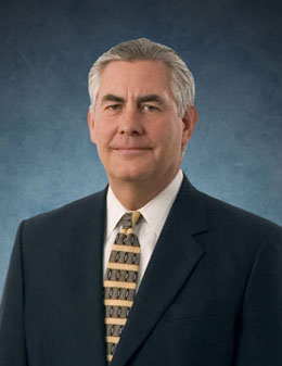 It's an engineering problem and there will be an engineering solution. - Rex Tillerson, ExxonMobil