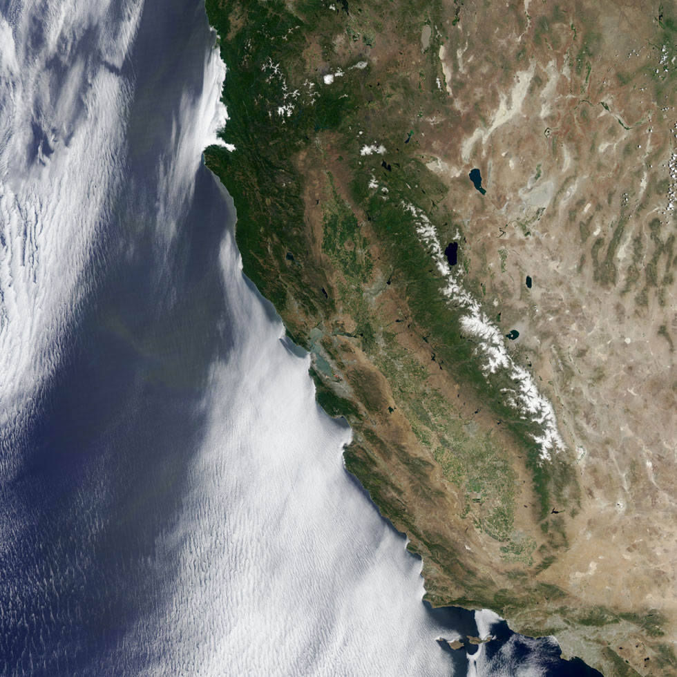 NASA-California-the-Golden-Brown-State-from-space-satellite-2011