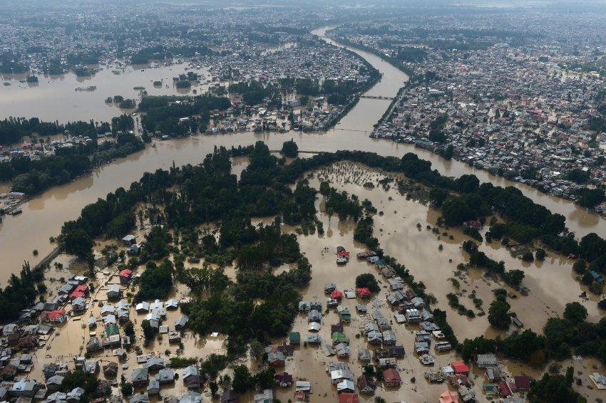 INDIA-KASHMIR-FLOOD-WEATHER-FILES