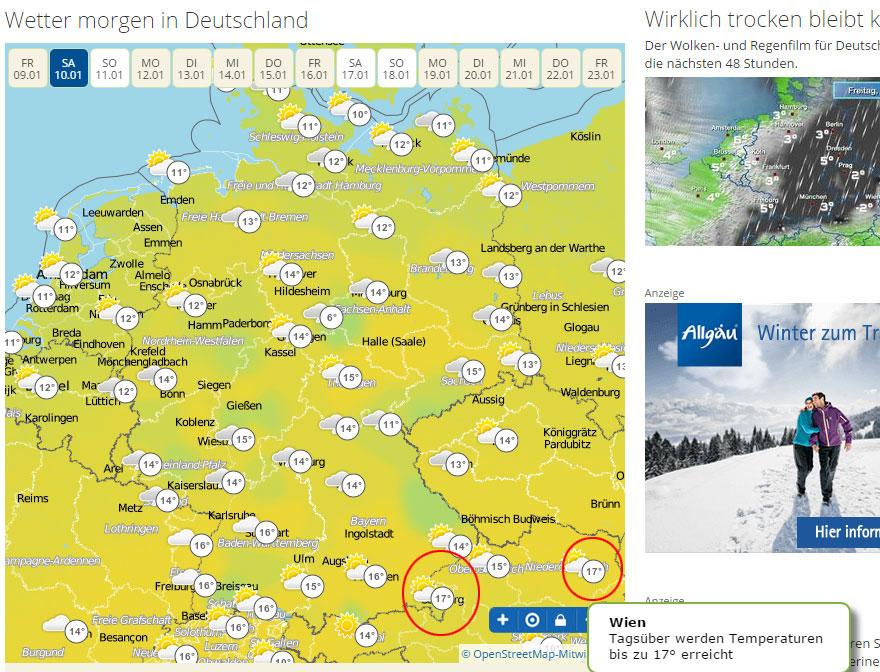 spring-temperature-slazburg-wien-2015-Germany-Austria