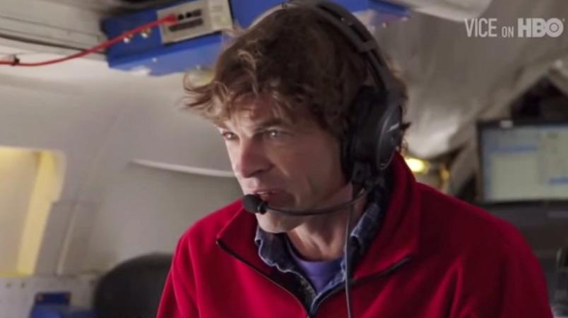 Professor Eric Rignot Antarctica (NASA/JPL)