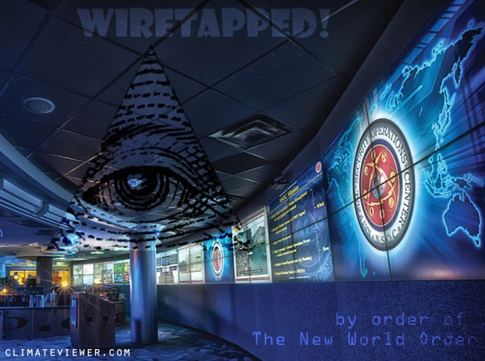 New World Order Technocrats and the Surveillance State