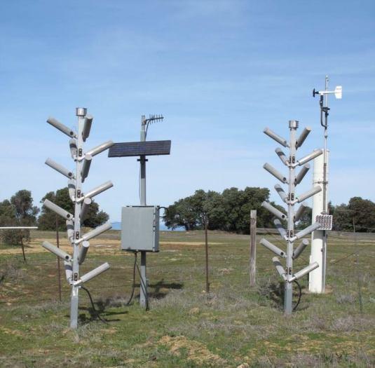 Santa Barbara Cloud Seeding Generators 06