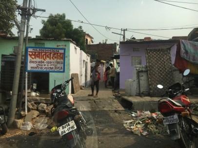 Slum in Jaipur